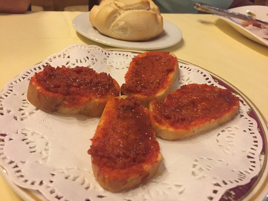 Restaurant tamara lorenzo madrid fotos n mero de - Restaurante tamara madrid ...