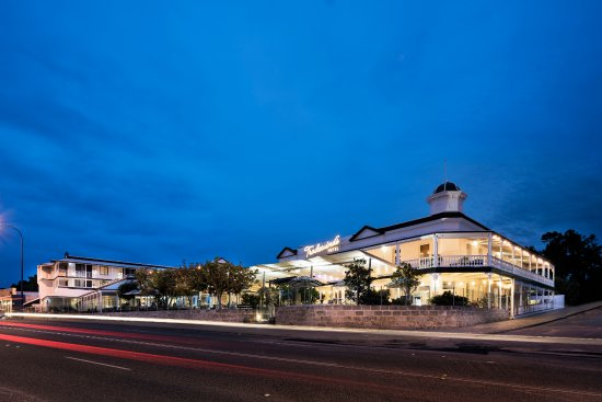 East Fremantle, Australia: Our hotel