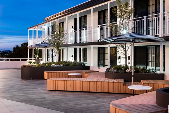 East Fremantle, Australia: Guests can sit back and relax