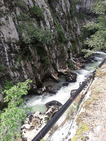 Bartin, Turkey: Ulukaya Kanyonu