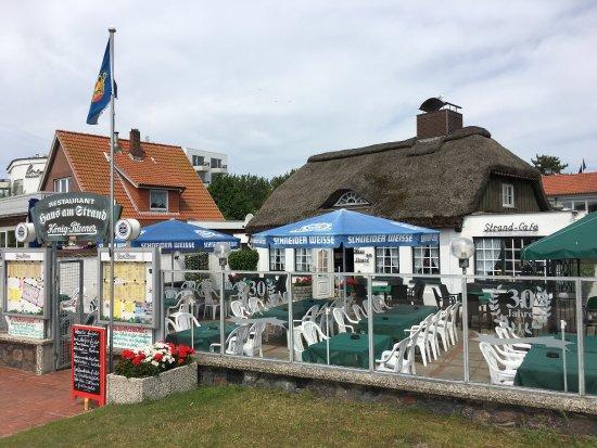 Restaurant Haus am Strand Fehmarn Omdömen om