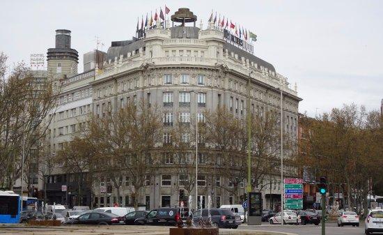Breakfast Picture Of Nh Madrid Nacional Madrid