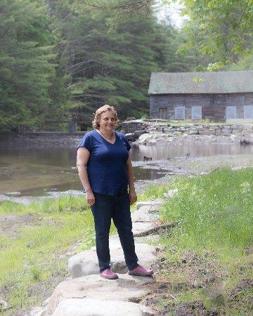 Sparrow Bush, NY: Owner Lynn Feasley