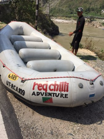 Red Chilli Adventure: professional in approach.