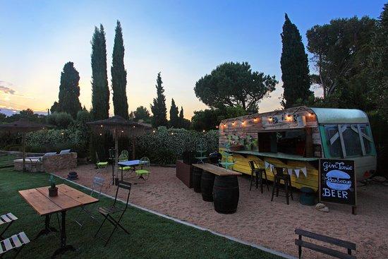 Regencos, Spanien: Bar