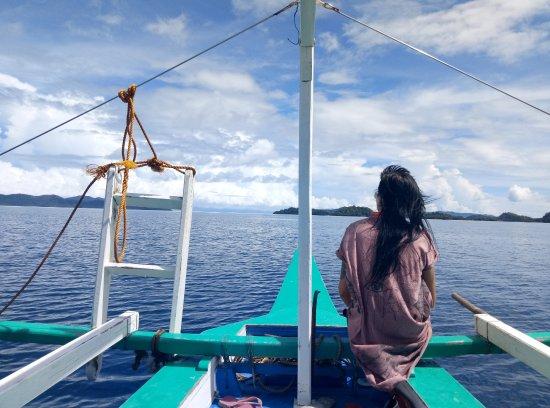 Subwing Palawan: Moments before Subwing ride