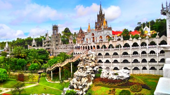Image result for best photo of simala shrine