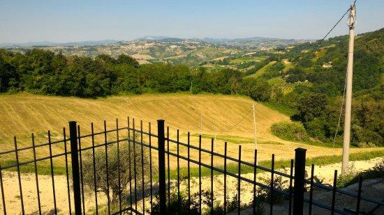 Mondaino, Italien: Panorama