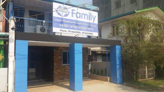 Family Blind Massage