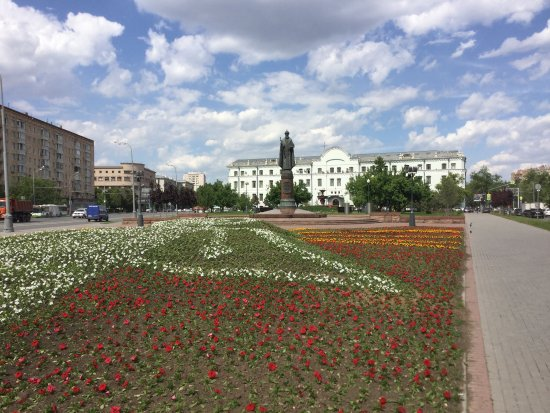 Monument to the Prince Daniil Moskovskiy