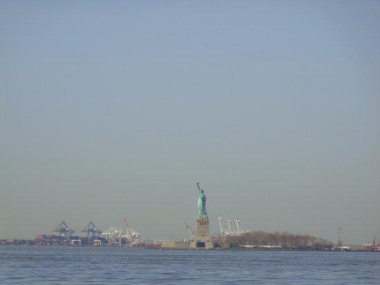 Battery Park : Aussicht