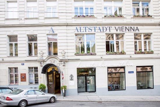Hotel Altstadt Vienna: Außeansicht