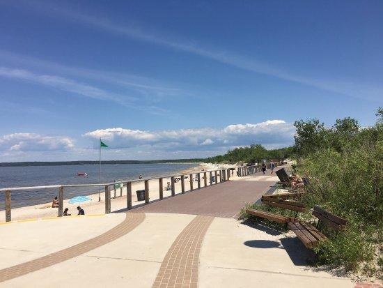 Gray S On Grand Beach Winnipeg