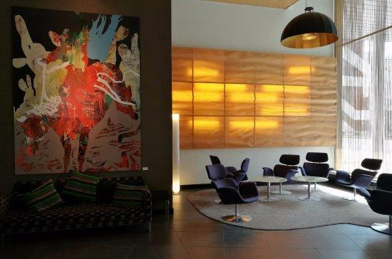 GLO Hotel Sello: Lobby