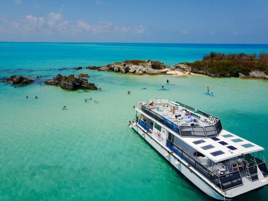 Hamilton, Bermuda: Our Sightseeing and Snorkel Tour.