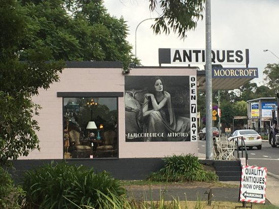 Faulconbridge Antiques
