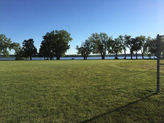 Liverpool, Нью-Йорк: Onondaga Lake Park - ball fields