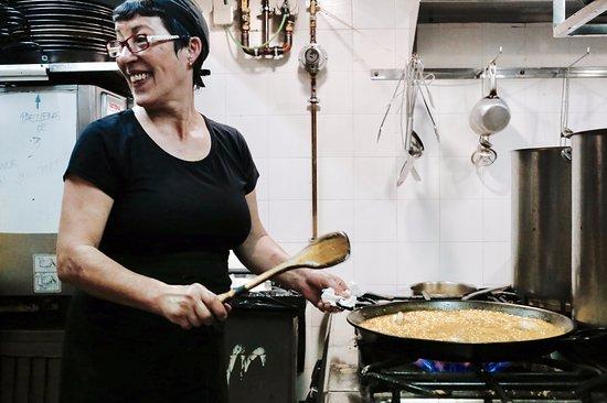 Meson del Mar: Nuestra cocina hecha al momento y con mucho cariño.
