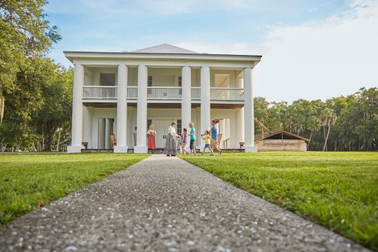 Palmetto, FL: Gamble Mansion