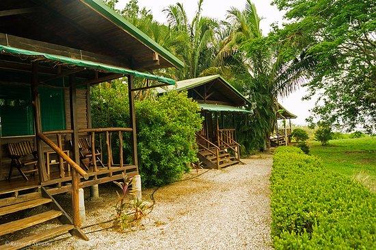 Manzanillo, Costa Rica: Cottages, there are 2 rooms per block