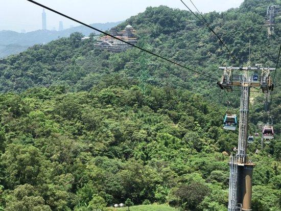 Maokong mountain: 猫空