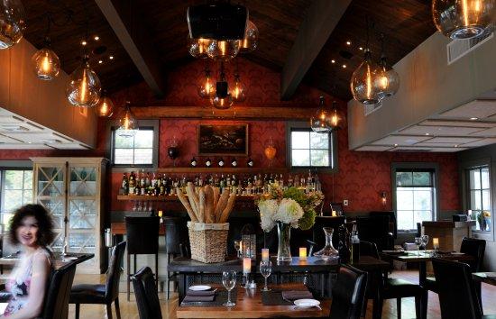 Milton, NY: Dining Room