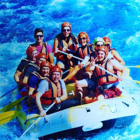 Atlantis Rafting