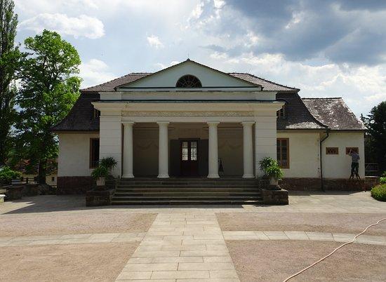 Uhlstadt - Kirchhasel, Niemcy: Das Liebhabertheater