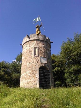 La Chartre-sur-le-Loir, فرنسا: Tour Jeanne d'Arc