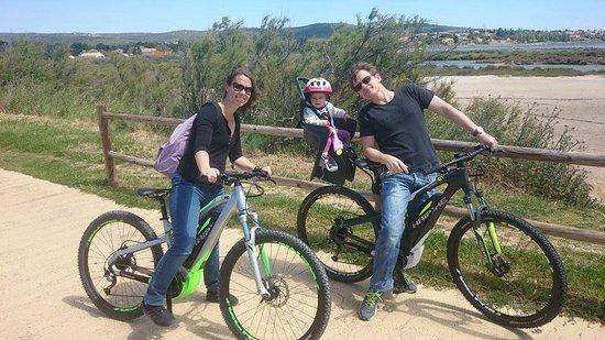 Gigean, Frankrijk: Balade familial tour de l'étang de thau
