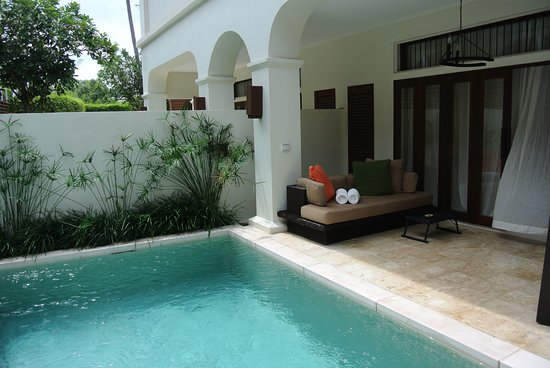 Garden pool villa picture of sala samui choengmon beach for Garden pool villa outrigger koh samui