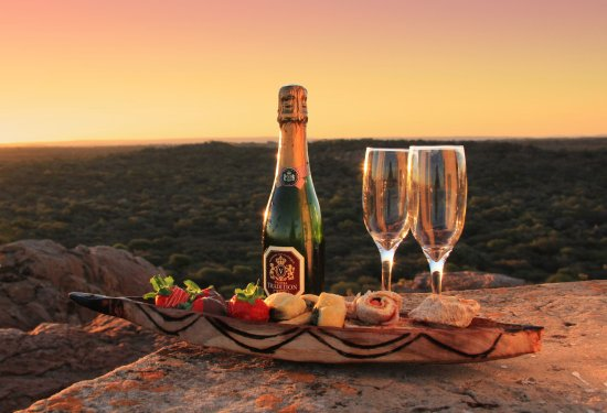 Modimolle (Nylstroom), South Africa: Sundowners