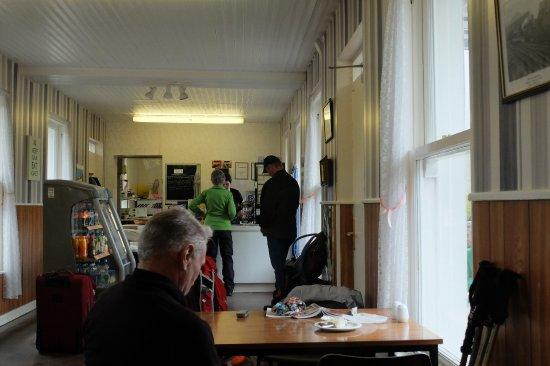Crianlarich Station Tea Room
