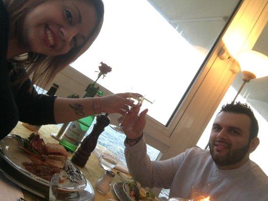Vittorio al Mare: Serata stupenda!