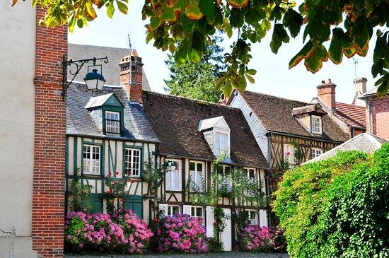 Forges-les-Eaux, ฝรั่งเศส: Paysage