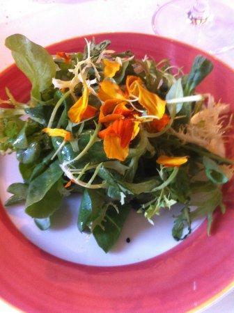 Le Moulin Fleuri : Salade