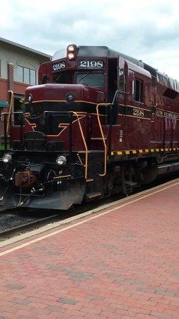 New Hope & Ivyland Railroad : ready to go!