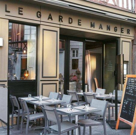 Le Garde Manger Rouen 23 Place de la Pucelle D Orleans Fotos