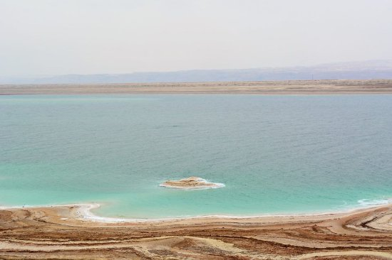 Great views of the Dead Sea