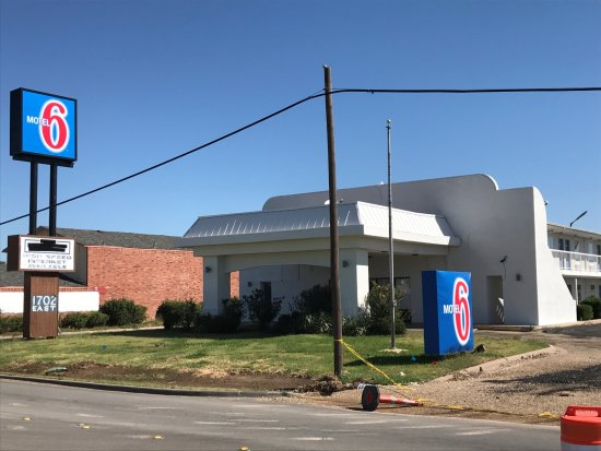 Motel 6 Abilene East