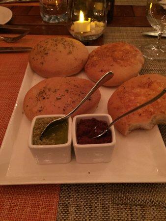 Bel Ombre, Seychellene: Bread at Eden