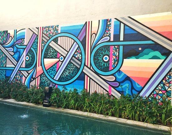 La Belle Villa: Swimming pool