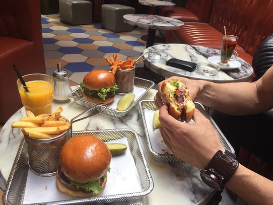 Friday is a new Burger day