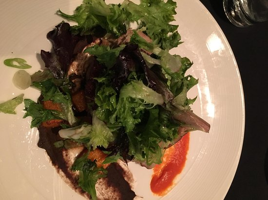 Etch Restaurant: Seared Duck Breast