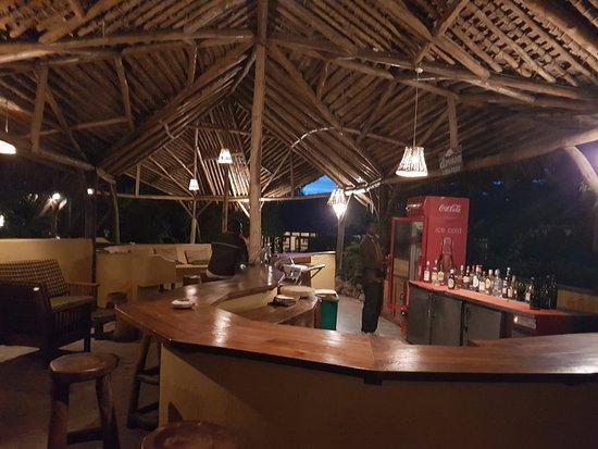 Kia Lodge – Kilimanjaro Airport: The chilled bar