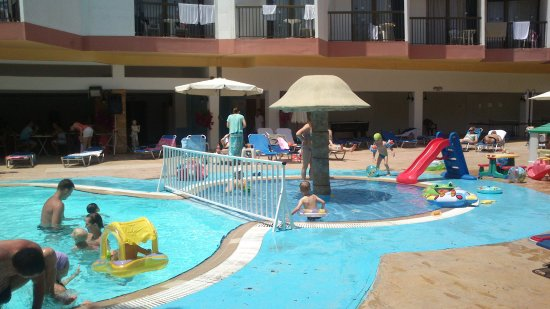 Avlida Hotel : Kids swimming pool
