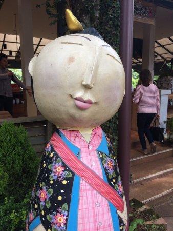 Fang City, Ταϊλάνδη: สวย อากาศดี