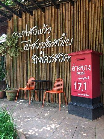 Fang City, Thailand: สวย อากาศดี