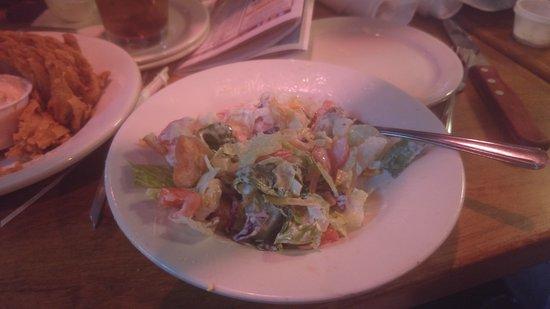 Tonawanda, Estado de Nueva York: salad, always fresh