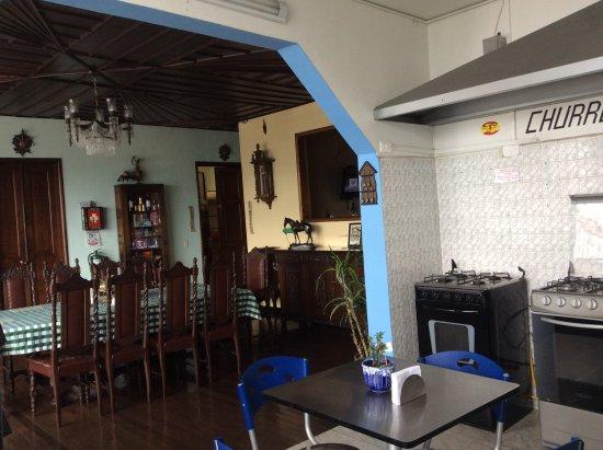 Mirador andino hostel manizales colombia omd men och for Cocinas integrales manizales